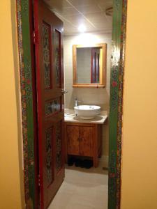 Un baño de Tashitakge Hotel Lhasa