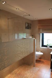 A bathroom at Haus am Kipp
