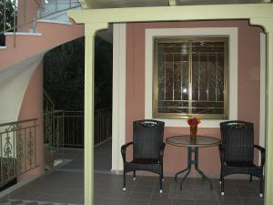 Μπαλκόνι ή βεράντα στο Ραμόνα