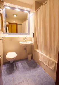 カンパニール アリカンテにあるバスルーム