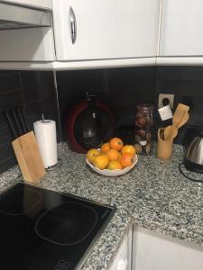 Una cocina o zona de cocina en Two bedroom Flat realejo, campo del principe
