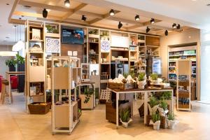 A restaurant or other place to eat at Hilton Garden Inn Krakow