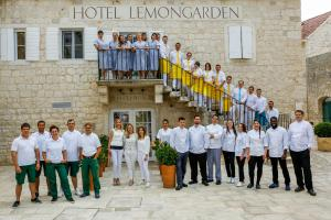 Staff members at Hotel Lemongarden - Adults Only