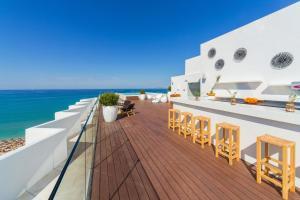 Een balkon of terras bij HM Gran Fiesta