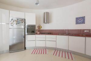 Cucina o angolo cottura di Appartamento Paradise