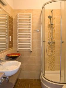 Łazienka w obiekcie Willa Słonecznik