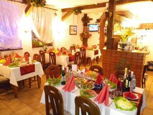 Ресторан / где поесть в Старый Доктор