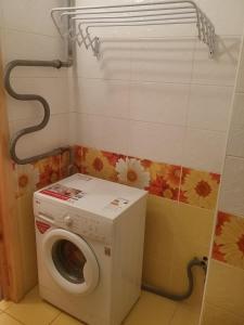 Ванная комната в Апартаменты на Северном пр. 75