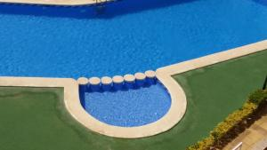 A view of the pool at Puerto Pinar Luxe or nearby