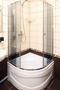 Ванная комната в Отель Вилга
