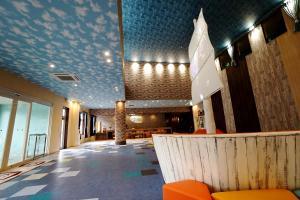 The lobby or reception area at La'gent Hotel Tokyo Bay