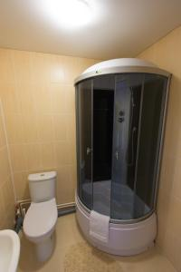 Ванная комната в Inn Chemodan