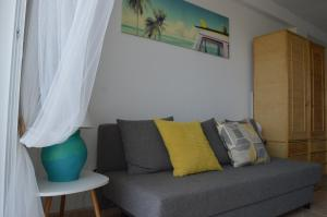 Zona de estar de Studio Bellavista
