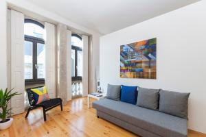 Zona de estar de BO - Bolhão Apartments