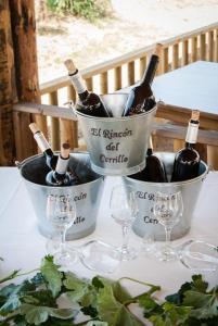Drinks at El Rincon del Cerrillo