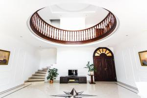 Лобби или стойка регистрации в Guest House RLtennis