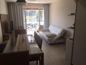 A seating area at Casa Paraíso