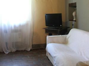 TV o dispositivi per l'intrattenimento presso Borgo Belvedere - Villa