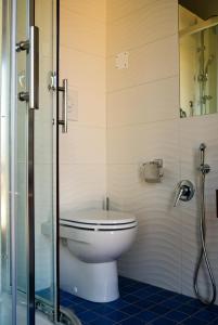 A bathroom at Terrazza Marconi
