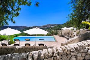 Piscina di Relais Villa del Monte o nelle vicinanze