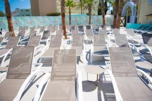 En restaurang eller annat matställe på BH Mallorca Apartments