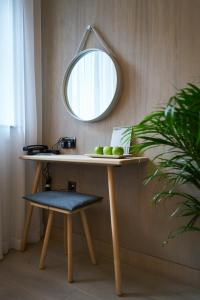 A kitchen or kitchenette at Rabble