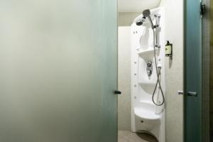 Een badkamer bij Vale d'El Rei Hotel & Villas
