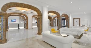Lobbyn eller receptionsområdet på Sol Torremolinos - Don Pablo