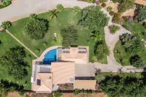 A bird's-eye view of Family Country House