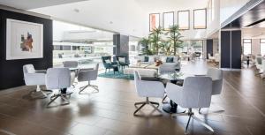 Un restaurante o sitio para comer en Ilunion Calas de Conil