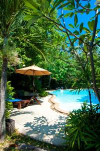The swimming pool at or near Sunrise Tropical Resort