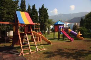 Laste mänguala majutusasutuses Hotel Slovenska Plaža