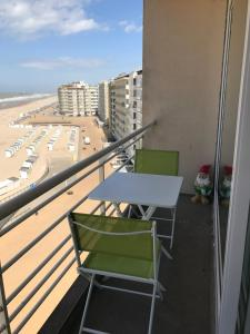 A balcony or terrace at Apartment S7