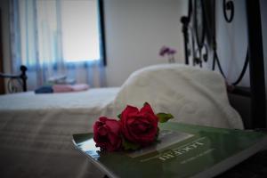 Letto o letti in una camera di Domus de Goene
