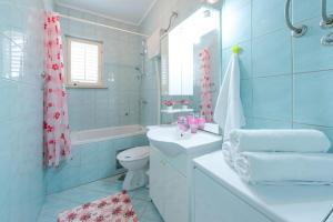 A bathroom at Apartments with a parking space Buici, Dubrovnik - 12987
