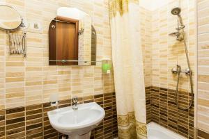 Ванная комната в Мини-Отель Дом Романовых
