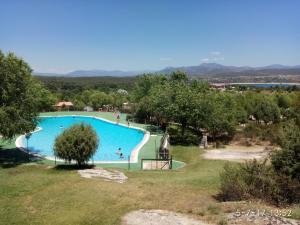 Vista de la piscina de Camping El Picachuelo o alrededores
