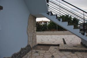 Balcone o terrazza di La casa dei sogni