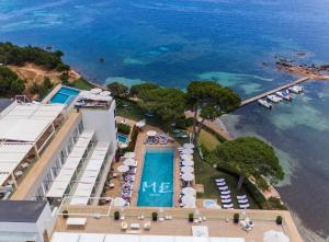 A view of the pool at ME Ibiza - The Leading Hotels of the World or nearby