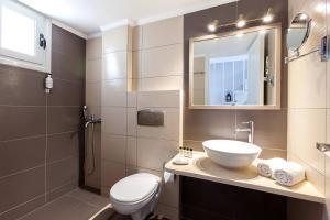 A bathroom at Memories Beach Hotel