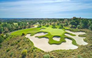 A bird's-eye view of Monte Rei Golf & Country Club