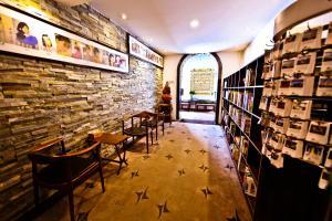 Lounge oder Bar in der Unterkunft Nostalgia Hotel Beijing Confucius Temple
