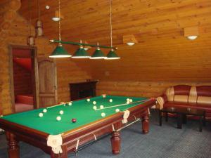 Бильярд в Мини-отель Уютный Дворик