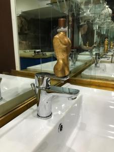 A bathroom at Apartment Paradiso