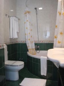 Un baño de Hotel Centro Vitoria