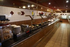 A restaurant or other place to eat at Railroad Pass Hotel and Casino