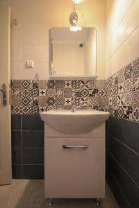 A bathroom at Angels Home