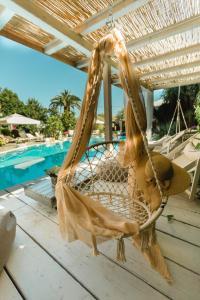 The swimming pool at or near Nikoleta Luxury Villa