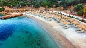 Een luchtfoto van Bodrum Holiday Resort & Spa