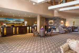A restaurant or other place to eat at Castlerosse Park Resort Holiday Homes